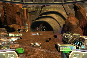 Star Wars: Republic Commando Screenshot