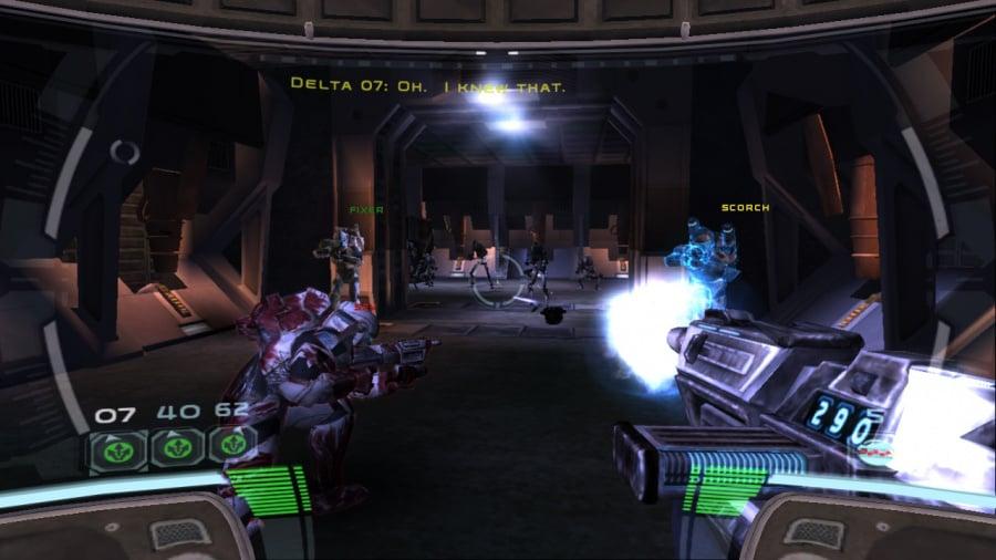 Star Wars: Republic Commando Review - Screenshot 1 of 3