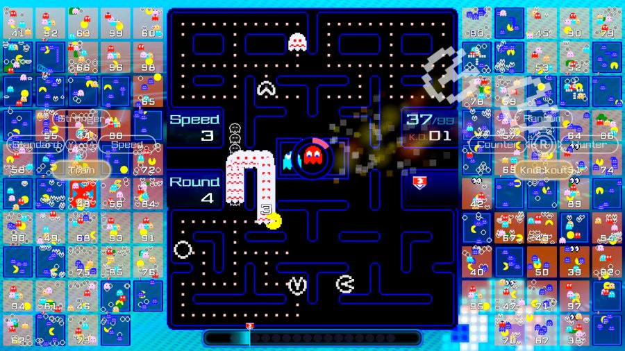 PAC-MAN 99 Review - Screenshot 1 of 4