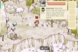 Cozy Grove Screenshot
