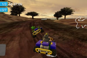 Moorhuhn Kart 2 Screenshot