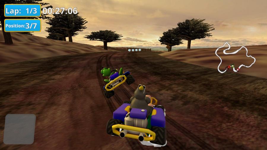 Moorhuhn Kart 2 Review - Screenshot 1 of 4