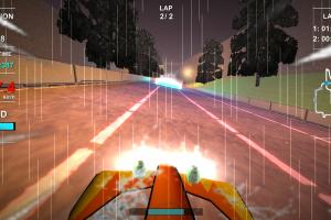 Future Aero Racing S Ultra - FAR S Ultra Screenshot