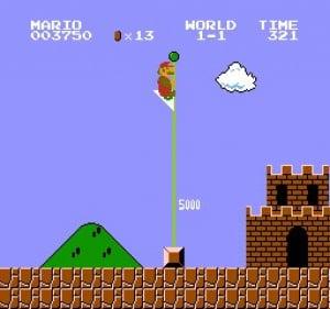 Super Mario Bros. Review - Screenshot 1 of 4