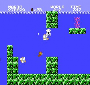Super Mario Bros. Review - Screenshot 1 of 4
