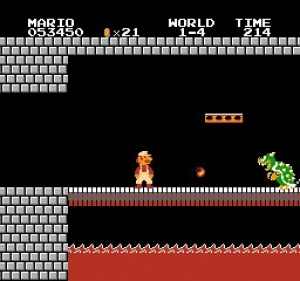 Super Mario Bros. Review - Screenshot 2 of 4