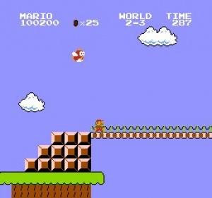 Super Mario Bros. Review - Screenshot 2 of 4