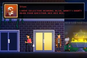 The Darkside Detective: A Fumble in the Dark Screenshot
