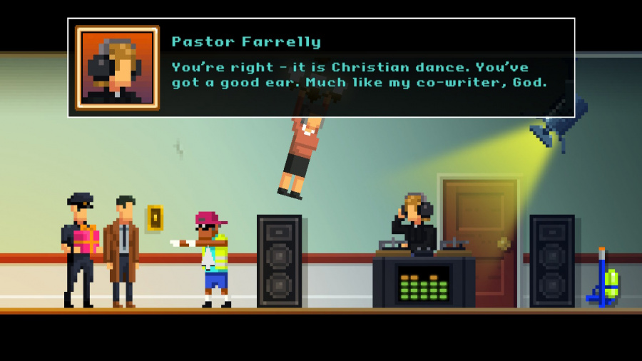 The Darkside Detective: A Fumble in the Dark Review - Screenshot 3 of 3