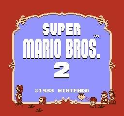 Super Mario Bros  2 (NES) News, Reviews, Trailer & Screenshots
