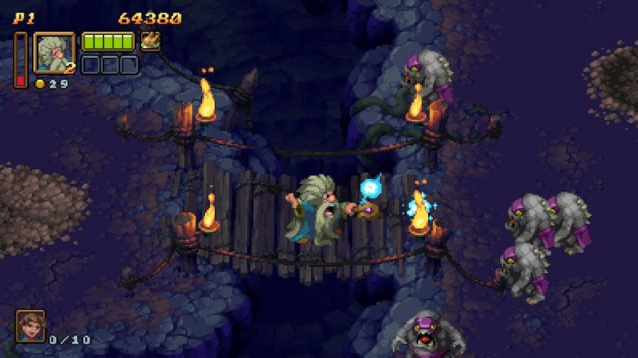 Battle Axe Review - Screenshot 1 of 5