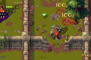 Battle Axe Screenshot