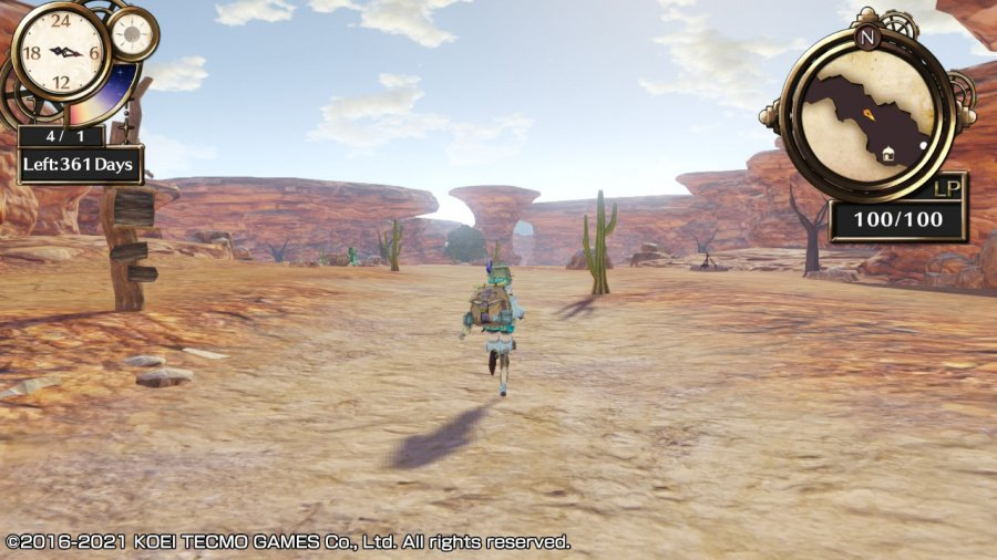 Atelier Mysterious Trilogy Deluxe Pack Review - Screenshot 4 of 5