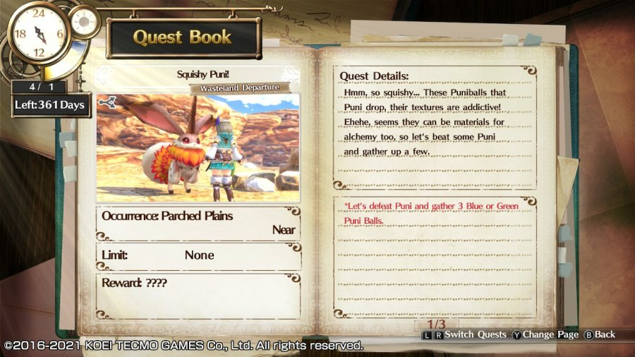 Atelier Mysterious Trilogy Deluxe Pack Review - Screenshot 2 of 5
