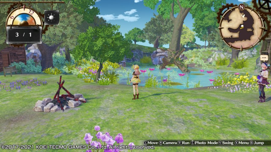 Atelier Mysterious Trilogy Deluxe Pack Review - Screenshot 1 of 5