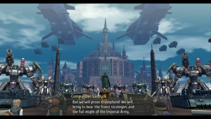 The Legend Of Heroes: Trails of Cold Steel IV Review - Screenshot 1 of 5