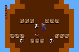 Super Mario Bros. 2 Screenshot