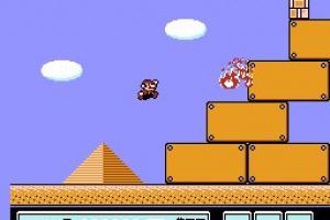 Super Mario Bros. 3 Screenshot