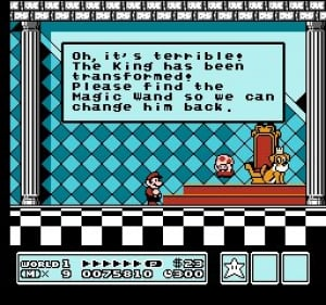 Super Mario Bros. 3 Review - Screenshot 3 of 4