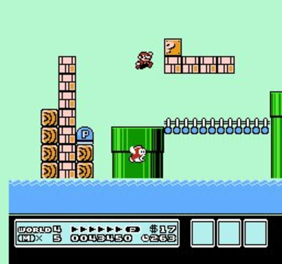 Super Mario Bros. 3 Screenshot