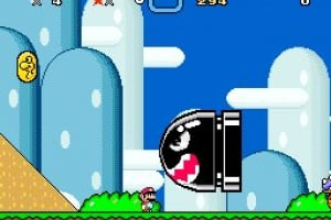 Super Mario World Screenshot