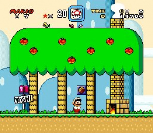 Super Mario World Review - Screenshot 2 of 3