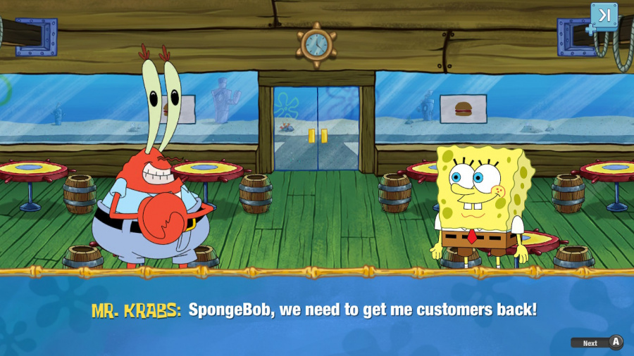 SpongeBob: Krusty Cook-Off Review - Screenshot 1 of 5