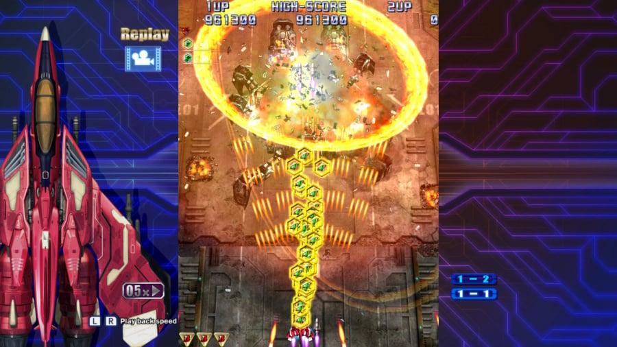 Raiden IV x Mikado Remix Review - Screenshot 4 of 5