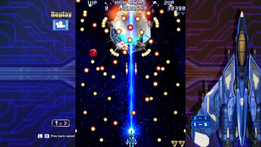 Raiden IV x Mikado Remix Review - Screenshot 2 of 5