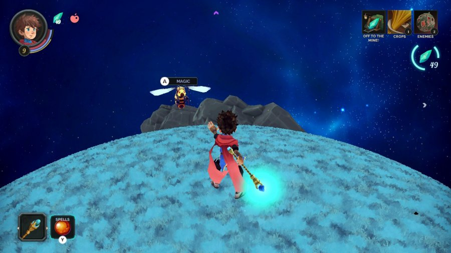 Deiland: Pocket Planet Edition Review - Screenshot 5 of 5