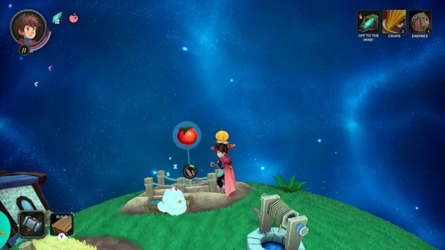 Deiland: Pocket Planet Edition Review - Screenshot 4 of 5