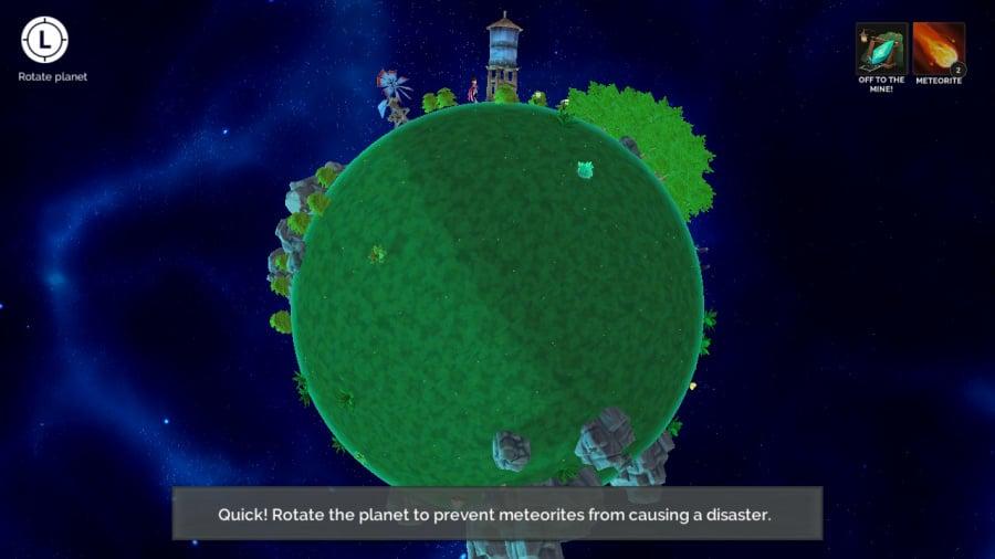 Deiland: Pocket Planet Edition Review - Screenshot 1 of 5