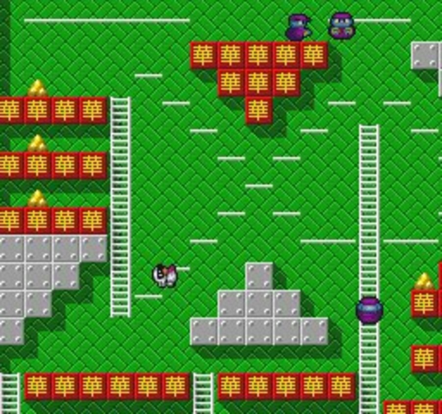 Battle Lode Runner Screenshot