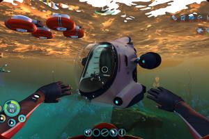 Subnautica: Below Zero Screenshot