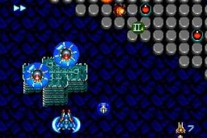 Blazing Lazers Screenshot