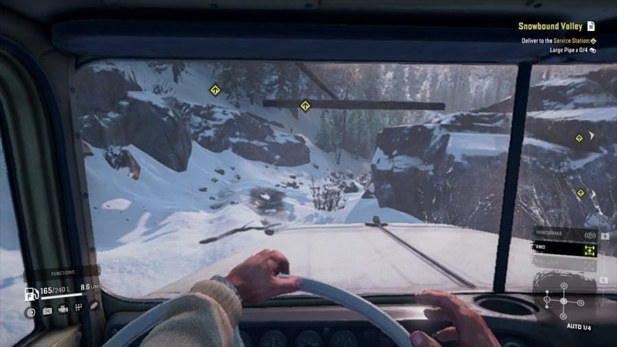 SnowRunner Review - Screenshot 1 of 4