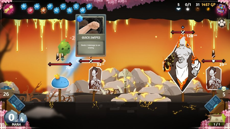 Rise of the Slime Review - Screenshot 1 of 5