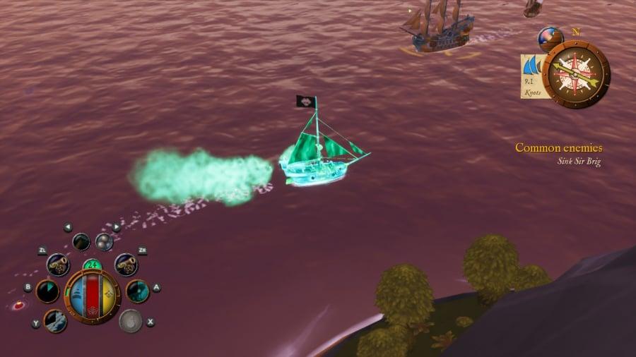 King of the Ocean Review-Screenshot 2 of 6