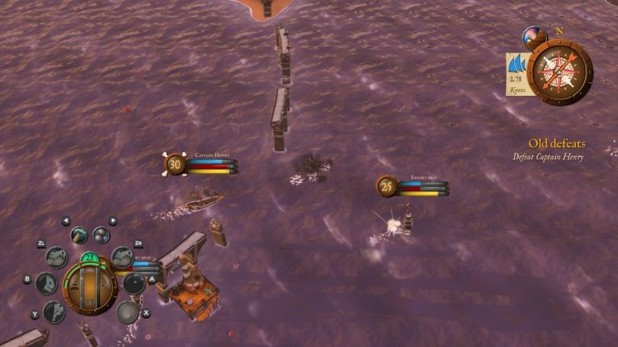 King of Seas Review - Screenshot 1 of 6