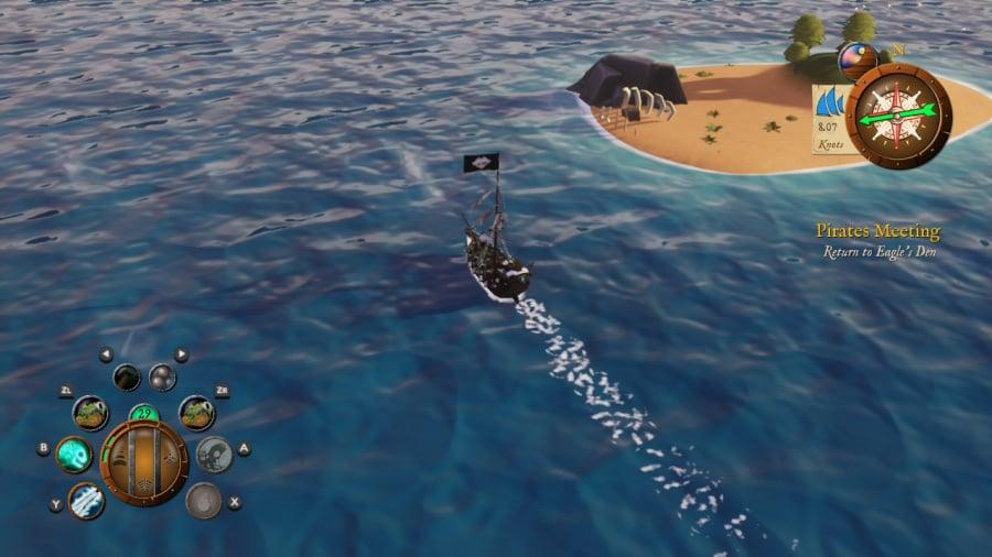 King of the Ocean Review-Screenshot 4 of 6