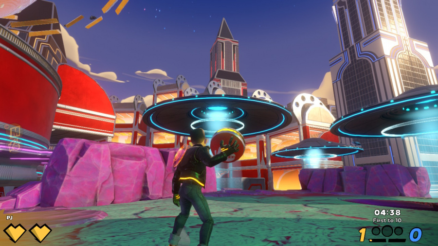 Knockout City Review-Screenshot 3 of 6
