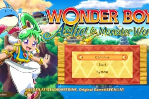 Wonder Boy: Asha In Monster World Screenshot