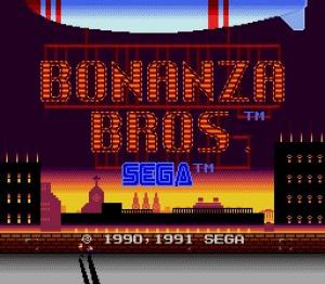 Bonanza Bros Review - Screenshot 2 of 3