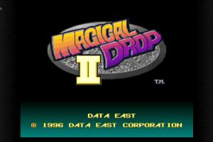 Magical Drop II Screenshot