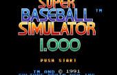 Super Baseball Simulator 1.000 Review - Screenshot 2 of 6