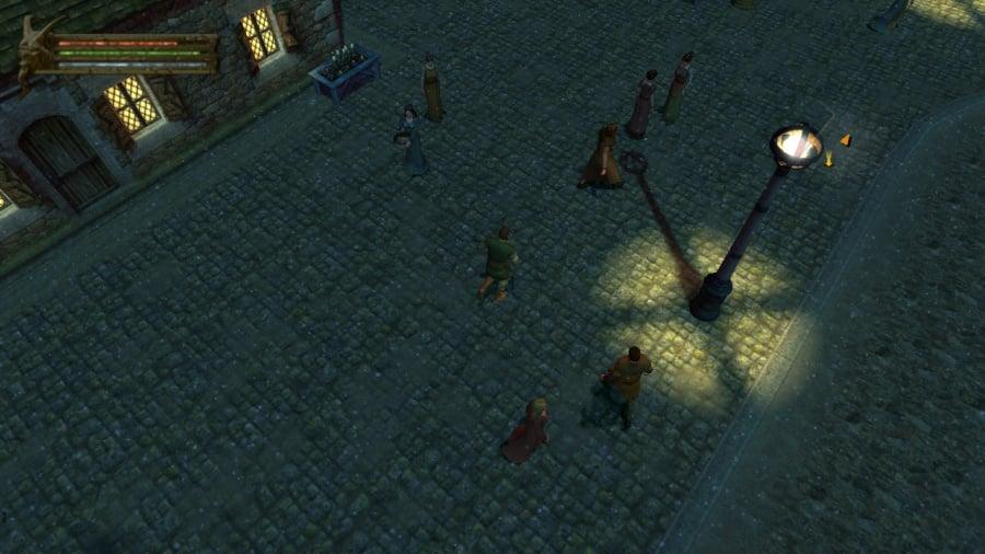 Baldur's Gate: The Dark Alliance Review-Screenshot 2 of 4