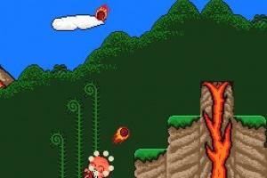 Bonk's Adventure Screenshot