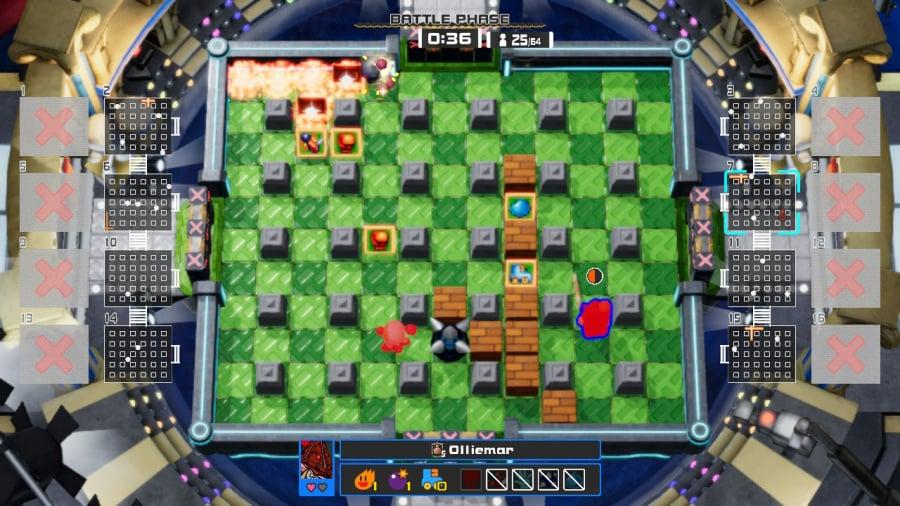 Super Bomberman R Online Review-Screenshot 2 of 4