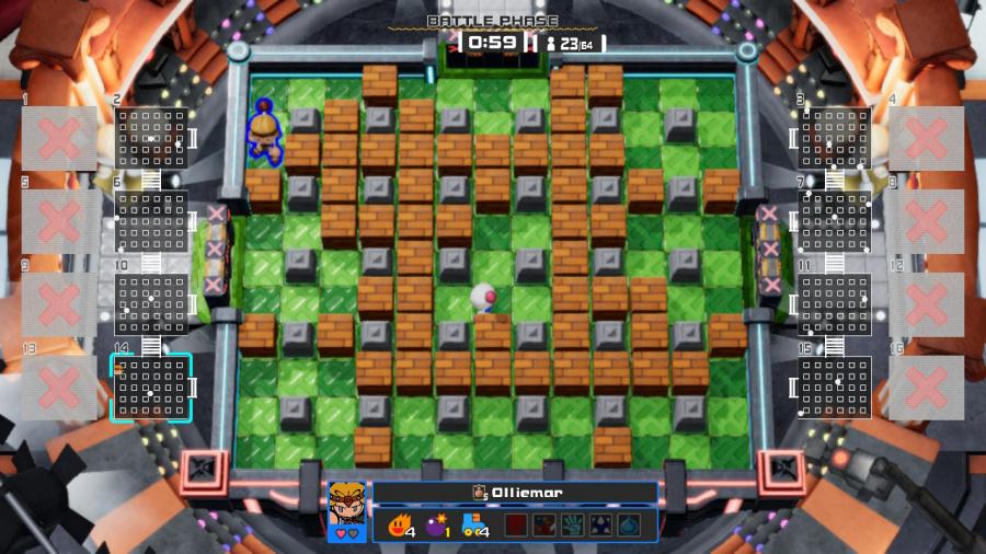 Super Bomberman R Online Review-Screenshot 4 of 4
