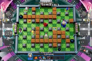 Super Bomberman R Online Screenshot